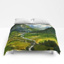 The Hidden Valley (original) Comforters