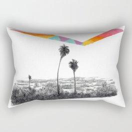 L.A. Rectangular Pillow