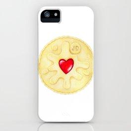 Jammie Dodger, Biscuit iPhone Case