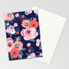 Aurora Floral Stationery Cards