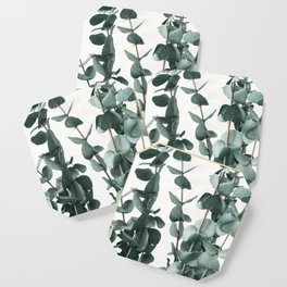 Eucalyptus Leaves Coaster
