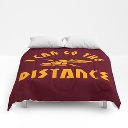 I Can Go The Distance Comforters