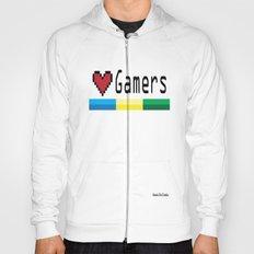 Heart Gamers  Hoody