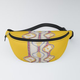 stitches - growing bubbles 2 Fanny Pack