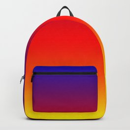 069 Fresh Saturation Gradient Backpack