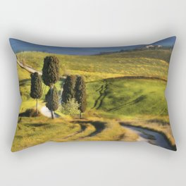 Postards from Italy - Toscany Rectangular Pillow