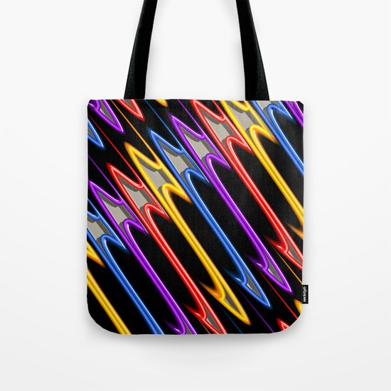 Abstract Perfection 32 Tote Bag