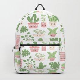 Lovely plants Backpack