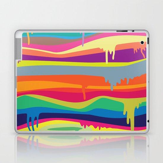 The Melting Laptop & iPad Skin