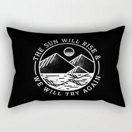 truce II Rectangular Pillow