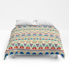 Ethnic ornament , 12 Comforters