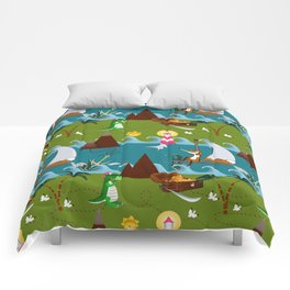 Nautical kids dream Comforters