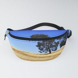 Australian Rural Landscape Fanny Pack