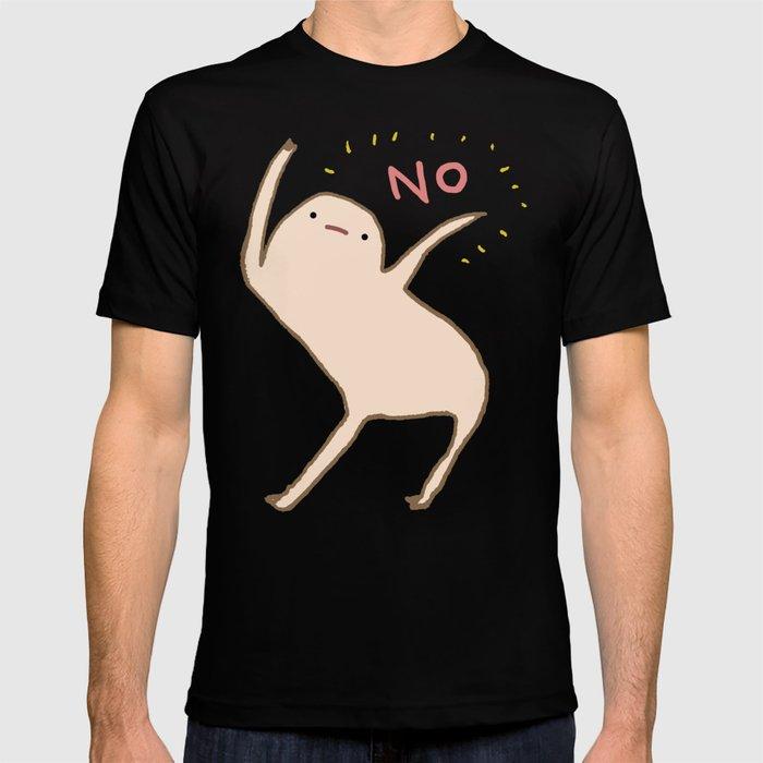 Honest Blob Says No T-shirt