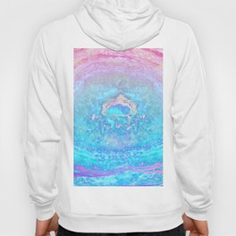 Ether Agate Geode Hoody