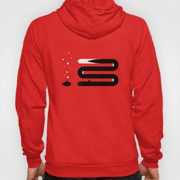 ENCOUNTER - eel Hoody