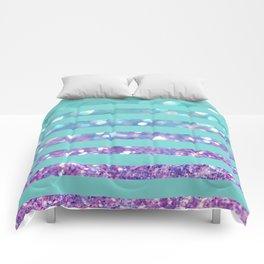 Tango Frost Stripes Comforters