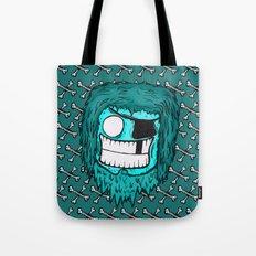 SKATE PIRATE Tote Bag