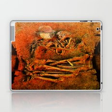 Goodnight Monsieur Bone Laptop & iPad Skin
