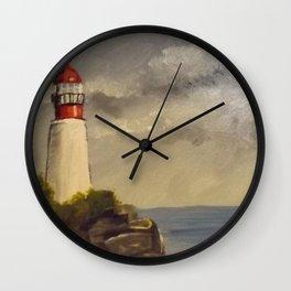 Rocky Point Lighthouse Wall Clock