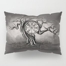 Vegvisir Tree Pillow Sham
