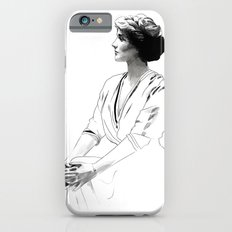 Coco - illustration of the young fashion icon Slim Case iPhone 6s