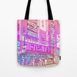 Akihabara Tote Bag