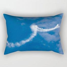 Air Show of Turkish Air Force Rectangular Pillow