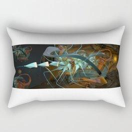 Form Exploration 1 Rectangular Pillow
