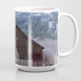 Mountain Barn Coffee Mug