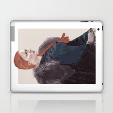 The Northern Girl - Game of thrones character study Laptop & iPad Skin