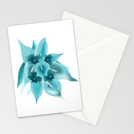 Lilies and Wild Flowers Stationery Cards