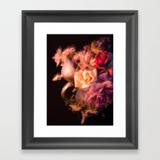 A Happy Accident Framed Art Print