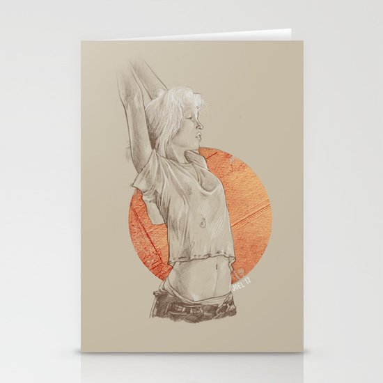 Anja Stationery Cards