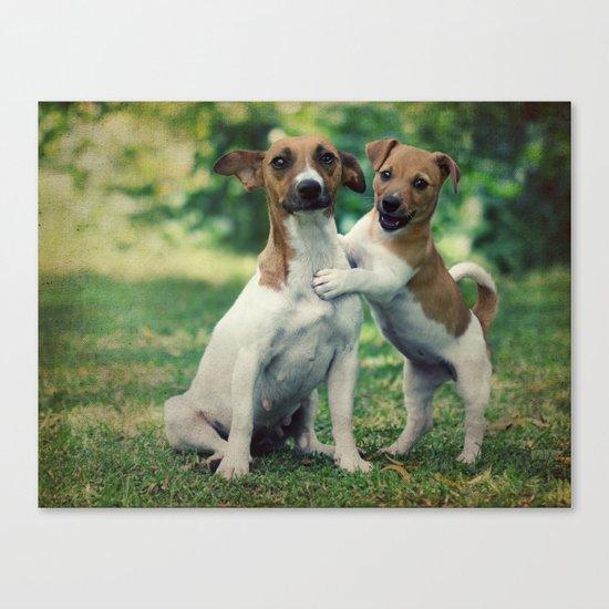 Something to Make You Smile Canvas Print