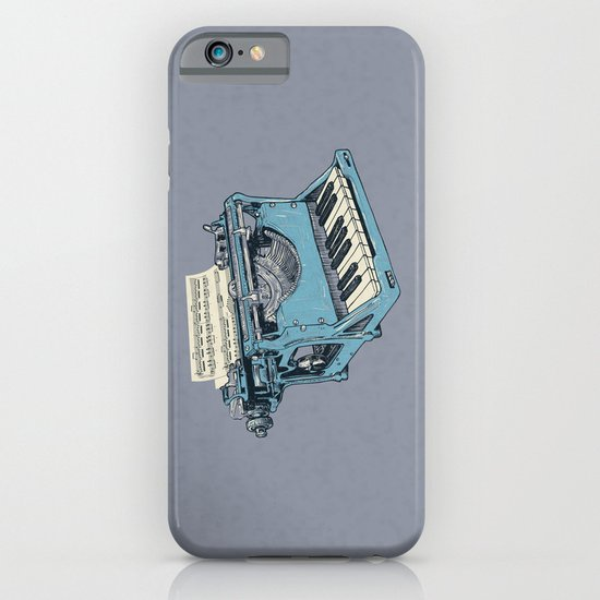 The Composition. iPhone & iPod Case