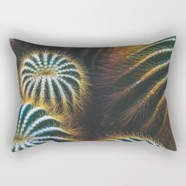 Botanical Gardens - Cactus #667 Rectangular Pillow