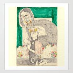 feverdreamer Art Print
