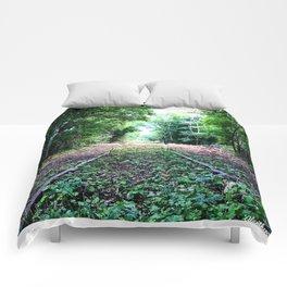 Left Behind Comforters