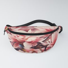 Cherry Blossoms Macro Fanny Pack