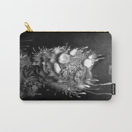 Tacenda B&W Carry-All Pouch