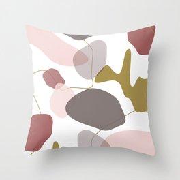 Aries Pattern Throw Pillow
