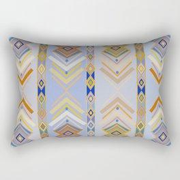 Southwest Contemporary Design Rectangular Pillow