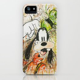 Goofy iPhone Case