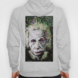 Albert Einstein - brainstorm Hoody