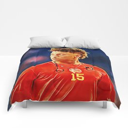 Patrick Mahomes of the Chiefs Comforters