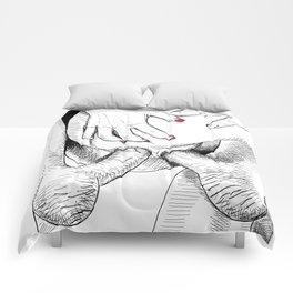 Fuck me Good my Boys Comforters