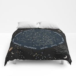 Come with me to see the stars Comforters