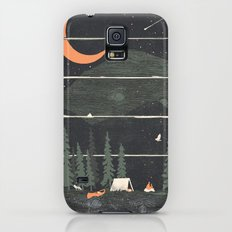 Wish I Was Camping... Galaxy S5 Slim Case