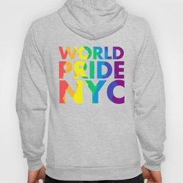 WORLD PRIDE NYC Hoody